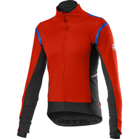 Castelli Alpha RoS 2 Jack Heren, fiery red